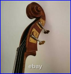 3/4 Size Double Bass Contrabass Hand-Made in Europe from Solid Wood