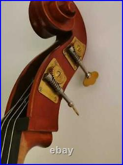 3/4 Size Doublebass Contrabass Hand-Made in Europe from Solid Wood