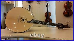 4 strings Domra, made in Romania by Hora, solid wood, NEW, handmade