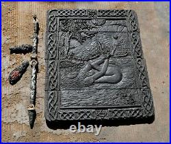 Complet 5000$ Wand / Magic board & Two talisman 18th century