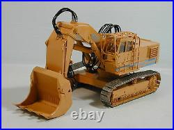 Demag H 71 front digger excavator high detailed 150 scale hand made model