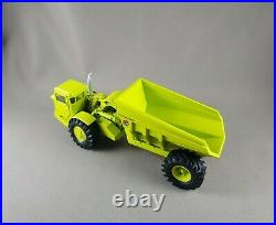 Euclid S 7 dumper with cab high detailed 150 scale model