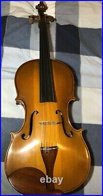 Fine Viola 16.5 inch hand made by Master Luthier Gliga Vasile with Case