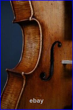Ludovic Gherghe 4/4 Orchestra Cello, Handmade From Ro