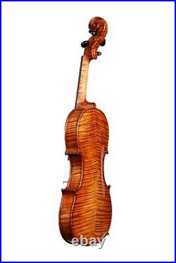 Master Violin 4/4 Hand-Made by European Luthier #130