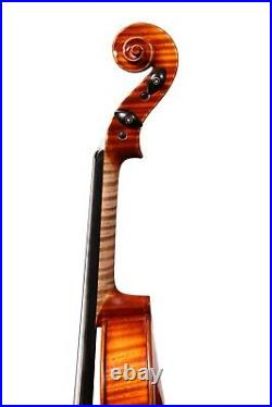 Master Violin 4/4 Hand-Made in Europe Sound Sample Available! #145