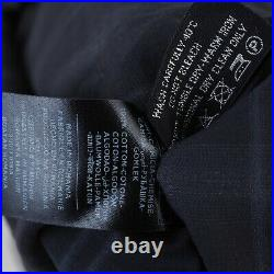 NWT Tom Ford Dress Shirt 38 / 15 Tailored Fit Check Black Blue cotton