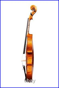 Pro Violin 4/4 Hand-Made in Europe Sound Sample Available! #141
