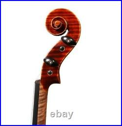 Professional Violin 4/4 Hand-Made in Europe Sound Sample Available! #143