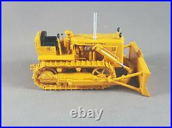 Tractor D6 9U with angular dozer detailed150 scale resin model limited edition