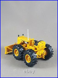Tractor DW6 9U with angular dozer detailed150 scale resin model limited edition
