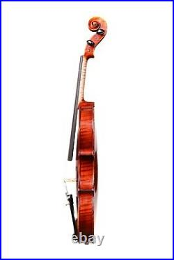 Violin 4/4 Hand-Made in Europe Sound Sample Available! #147
