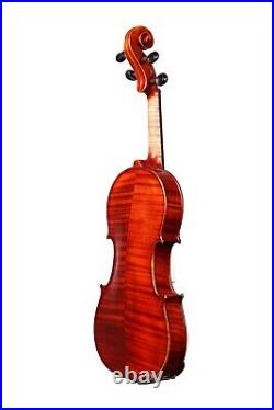 Violin 4/4 Hand-Made in Europe Sound Sample Available! #148