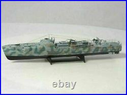 Wespe 187 SCHNELLBOOT S-100 Fast attack craft handmade resin ready-built 87087